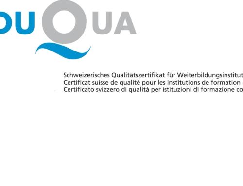 Certification EduQua